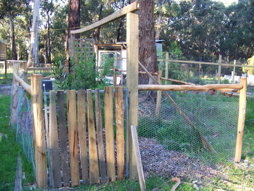Wallaby Proof Garden